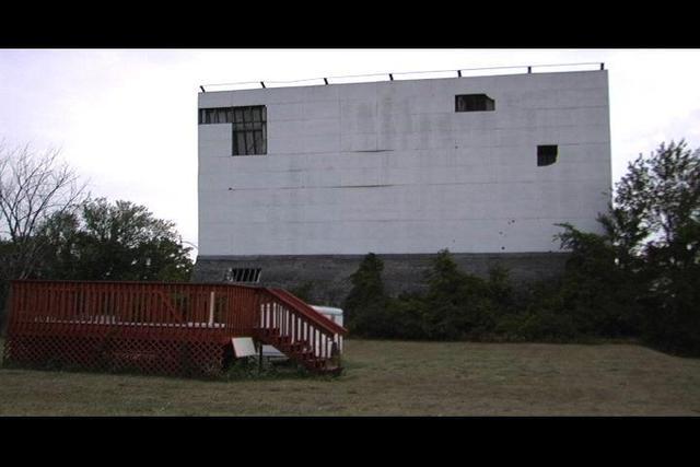 St. Croix Hilltop Drive-In