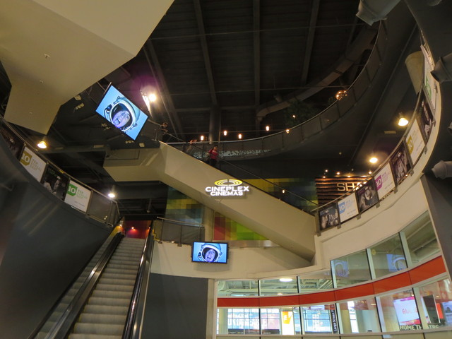 Cineplex Cinemas Yonge-Dundas
