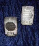 Rare Authentic  Drive-In Movie Speakers