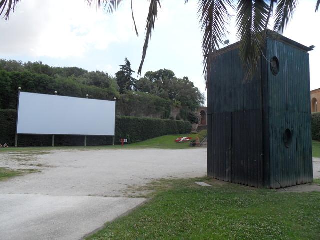 Il Cinema All'aperto