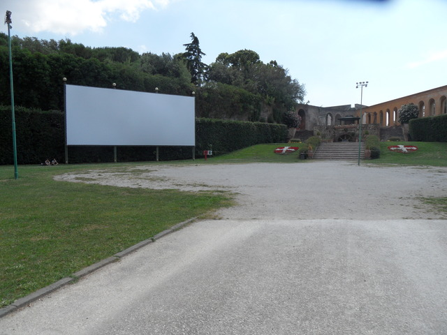 Il Cinema All'aperto