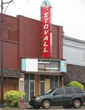 Stovall Theatre, Sayre, OK