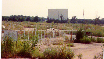 Skyview Drive-In,  Ardmore, OK