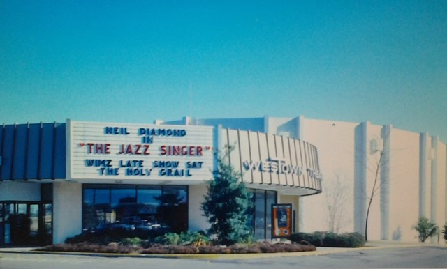 Movie Showtimes and Movie Tickets for Regal West Town Mall Stadium 9 located at Kingston Pike, Knoxville, TN.