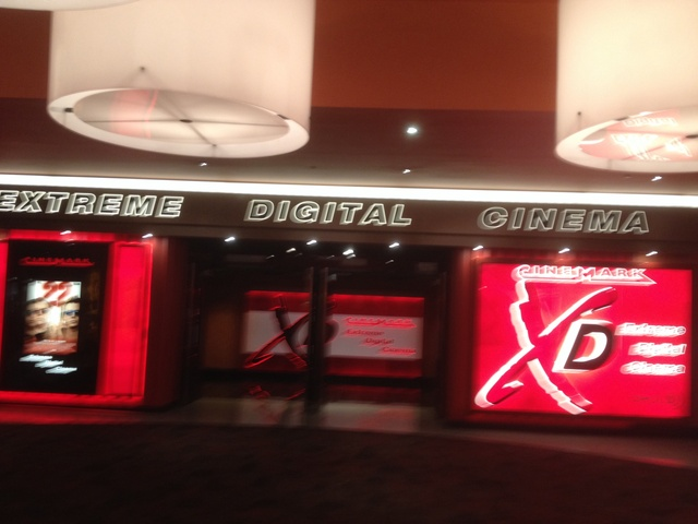 Cinemark 18 and XD Los Angeles