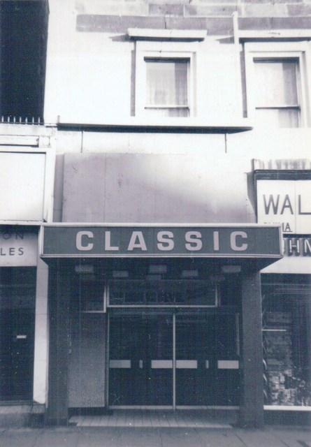 Classic/LaScala Nicholson Street, Edinburgh