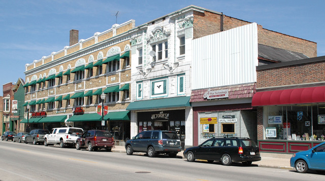 Fond du Lac Theatre building