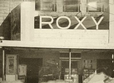 Roxy Theater, Picher, OK