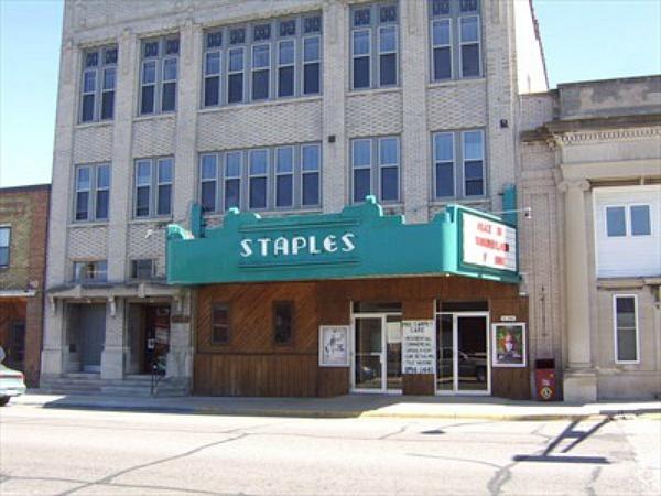 Staples Theater