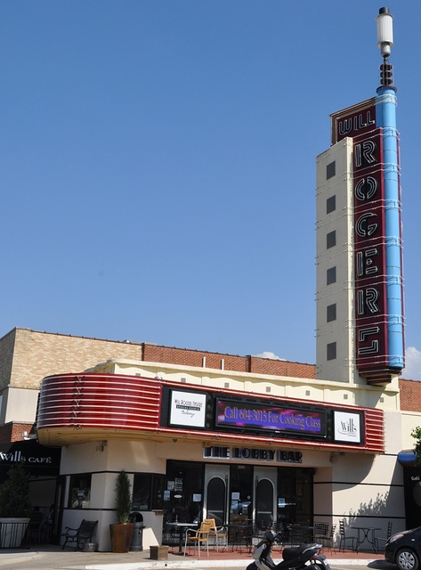 Will Rogers Theatre, Oklahoma City, OK