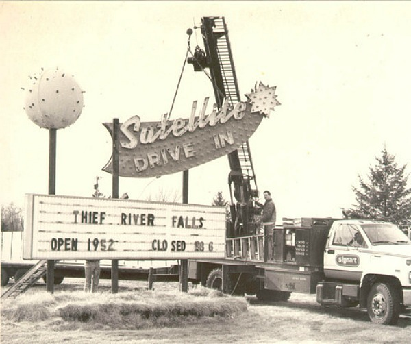 Satellite Drive-In