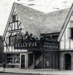 BELLEVUE Theatre; Upper Montclair, New Jersey.