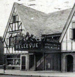 BELLEVUE Theatre; Upper Montclair, New Jersey.