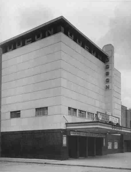 Odeon Cinema, Hackney Road