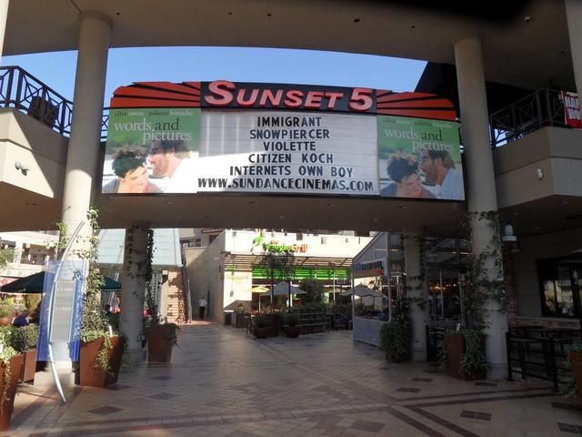 AMC Dine-In Sunset 5