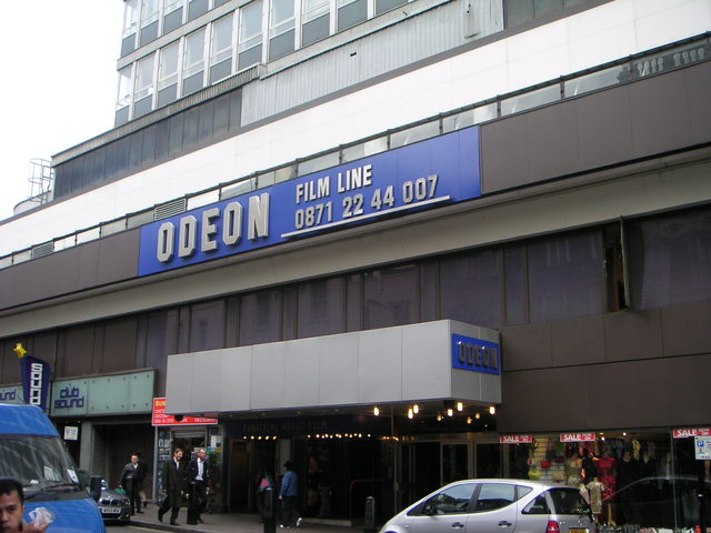 Odeon Wardour Street