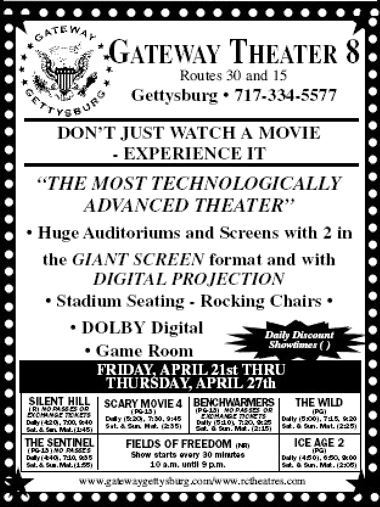 April 21st, 2006 grand opening ad