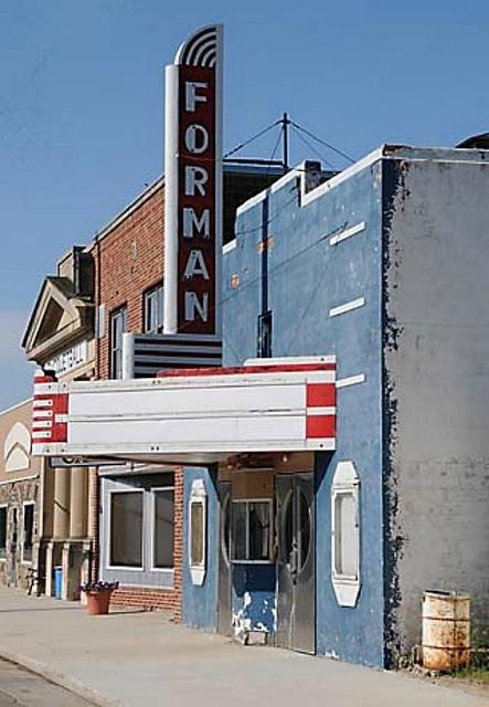Forman Theater