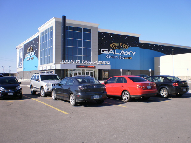 Cineplex Galaxy Cinemas Sarnia