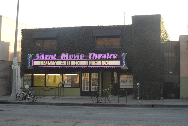 Cinefamily at The Silent Movie Theatre