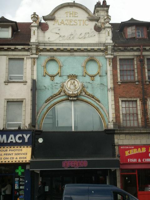 Gaumont Clapham In London Gb Cinema Treasures