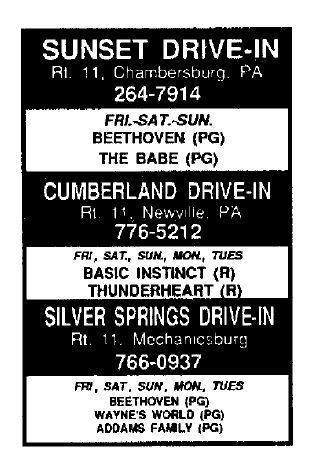 Silver Springs Drive-In