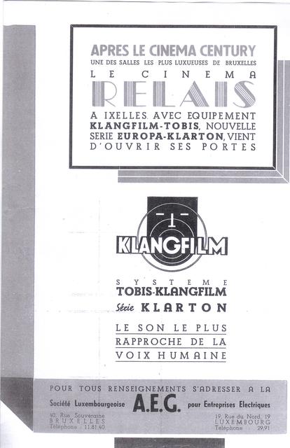 Relais Cinema