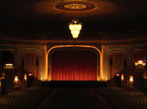 Lafayette Theatre auditorium