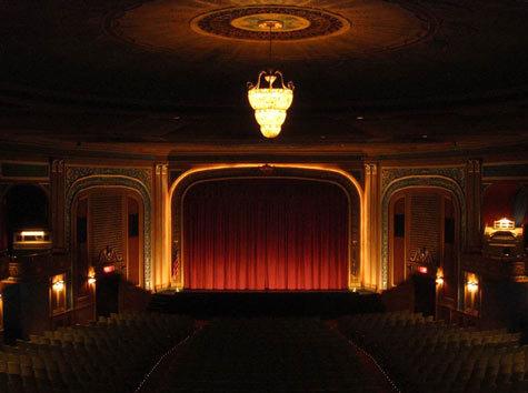 Lafayette Theatre auditorium