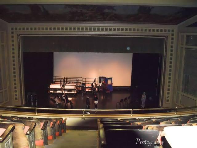 Walter Reuther Central Auditorium Auditorium; Kenosha, Wisconsin.