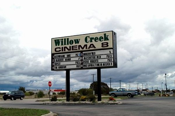 Willow Creek Cinema 8