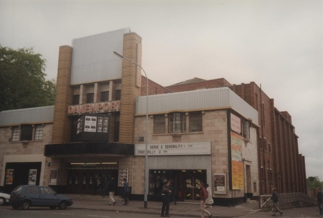 Davenport Cinema