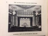 1935 view of the original auditorium