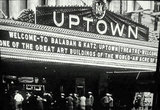 UPTOWN Theatre; Chicago, Illinois.