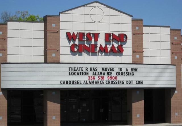 West End Cinemas