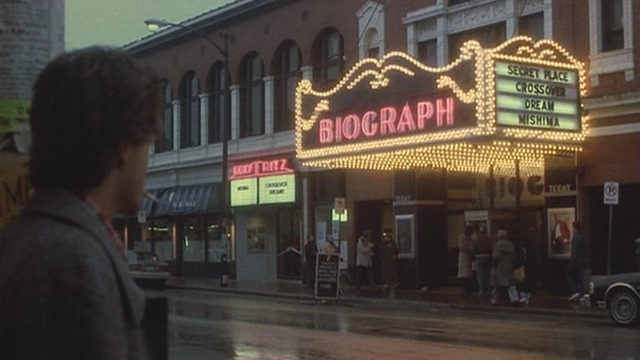 Biograph Theatre, 1985.