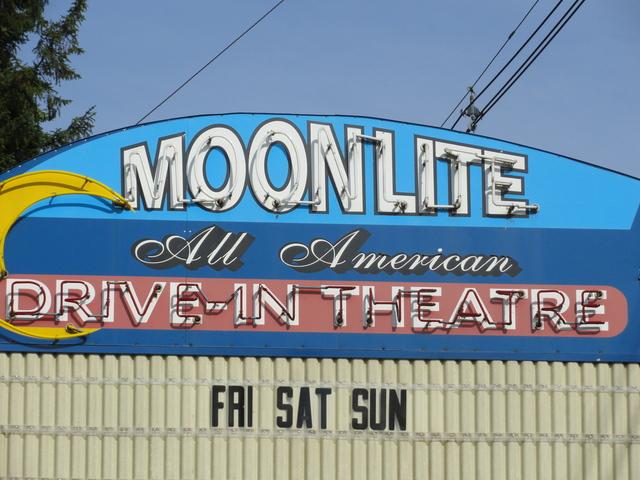 Moonlite Drive-in June 2014
