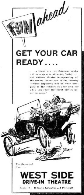 July 17th, 1955 grand opening ad