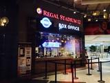 Regal Moorestown Mall Box Office (2014)