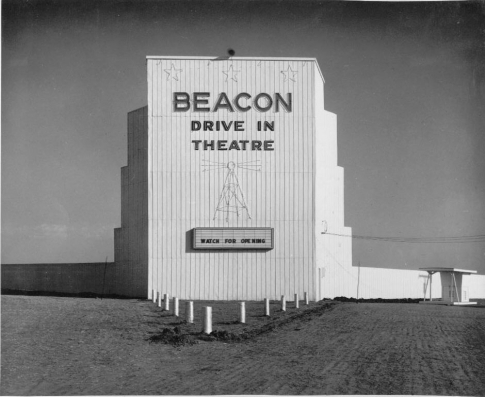 Beacon Drive-In, Guthrie, OK....