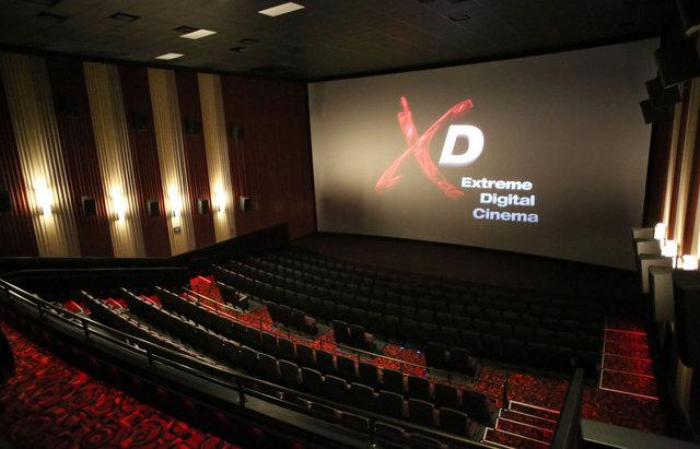 Cinemark Towson and XD - Cinema Treasures