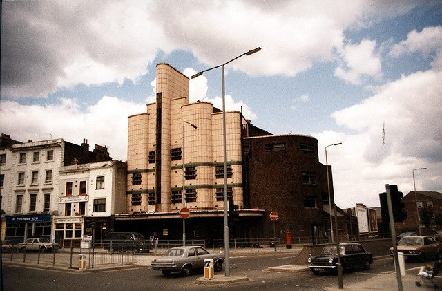 Odeon Cinema - Deptford - 1986