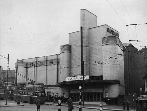 Odeon Cinema - Woolwich - 1948