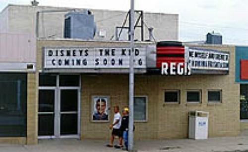 Regis Theatre