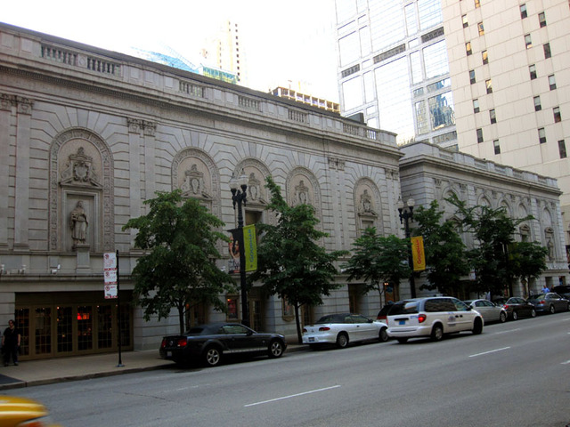 Harris Theatre & Selwyn Theatre (Chicago)
