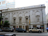 Selwyn Theatre (Chicago) - front facade