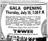 Tower Theater, Oklahoma City, OK