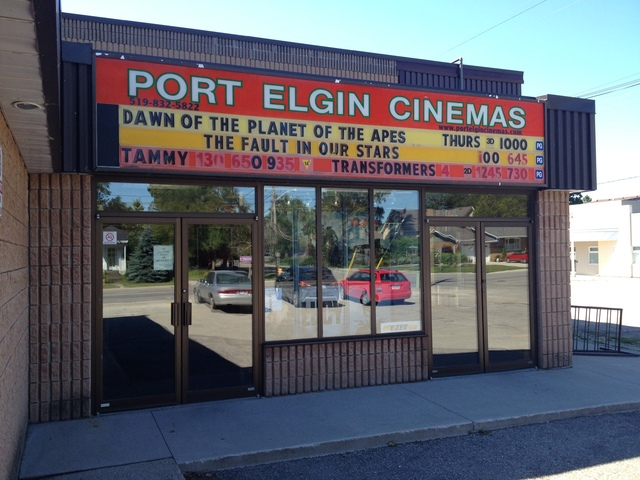 Movies in port elgin