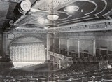 "<p>This Picture shows the Auditorium designed by Percy Lindsey Browne & Glover after the first Fire.  The Stage shows the CinemaScope refit including Festoon tabs.  The way this work was done has the ""Modernisiation Ltd."" look about it.  When the Organ was used, two very large doors where opened beneath the screen. Alas I only saw it done a few times..  This Theatre is my number 2 Favorite Cinema in Walsall after the ABC Savoy…    PS.   This is also a Picture Treat for Ken Roe ..</p>"
