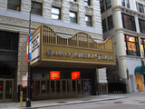 Bank of America (Shubert) Theatre (Chicago) - Marquee